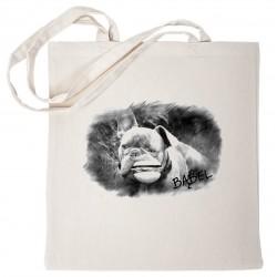 Eko torba Buldog Bąbel