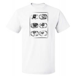 Koszulka Mopsy z interwencji