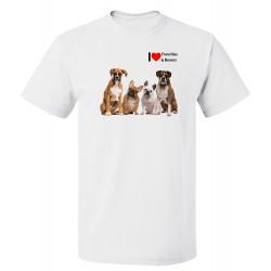 Koszulka Frenchies & Boxers